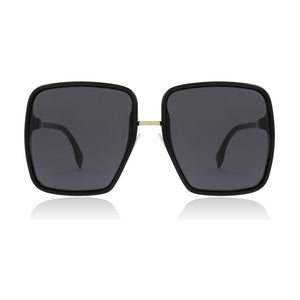 fendi sunglasses, fendi eyewear, xeyes sunglass shop, women sunglasses, fashion, fashion sunglasses, fendi, oversized sunglasses, square sunglasses
