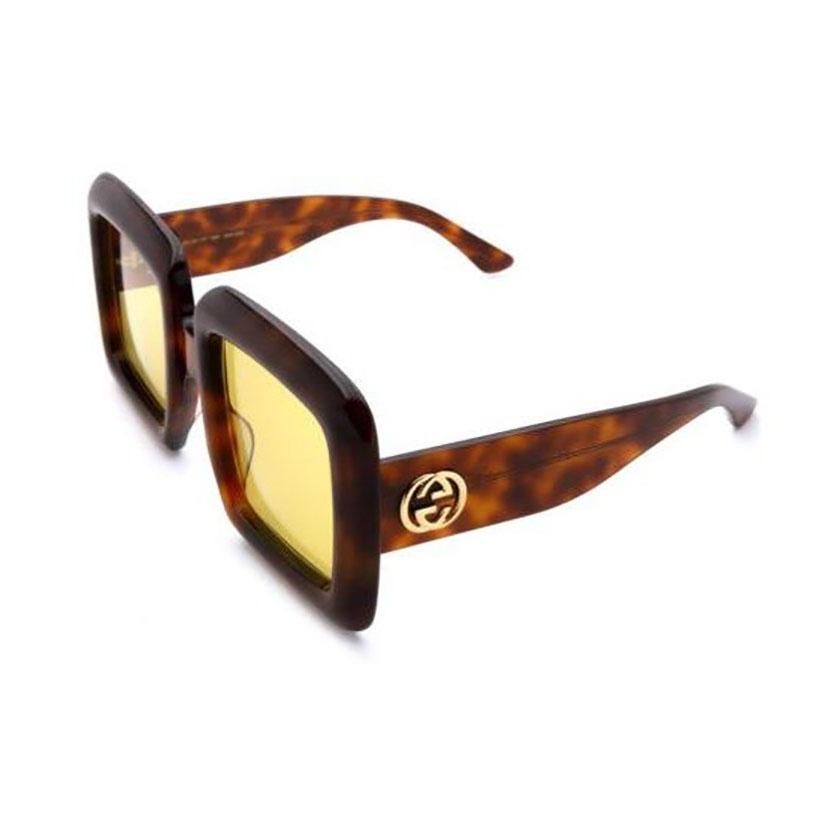 gucci, gucci eyewear, gucci sunglasses, xeyes sunglass shop, women sunglasses, fashion, fashion sunglasses, square sunglasses, brown sunglasses, gg0783s, acetate sunglasses, oversized sunglasses