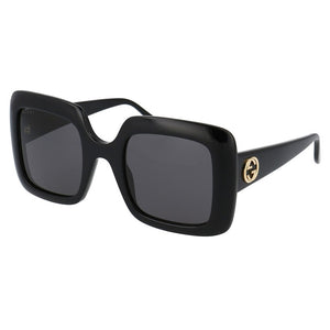 gucci, gucci eyewear, gucci sunglasses, xeyes sunglass shop, women sunglasses, fashion, fashion sunglasses, square sunglasses, black sunglasses, gg0896s, acetate sunglasses, oversized sunglasses