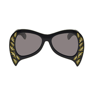 GUCCI BLACK OVERSIZED SUNGLASSES, FASHION STYLE, XEYES SUNGLASS SHOP