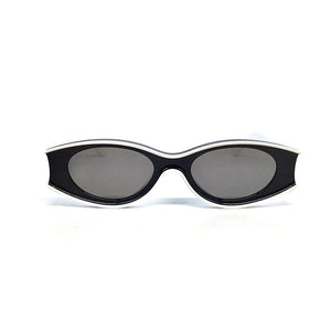loewe, loewe sunglasses, loewe eyewear, xeyes sunglass shop, paula ibiza collection, square sunglasses, oval sunglasses, fashion,  fashion sunglasses, women sunglasses, black sunglasses