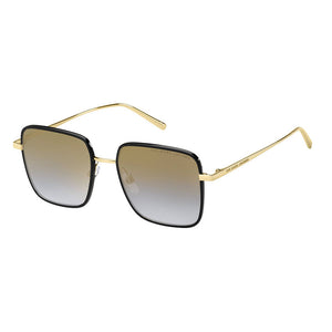 marc jacobs, xeyes sunglass shop, fashion sunglasses, fashion, marc jacobs sunglasses, marc jacobs eyewear, gold sunglasses, women sunglasses, square sunglasses, square sunglasses, marc 477s sugnlasses