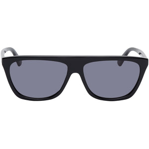 mcq, mcq eyewear, mcq sunglasses, xeyes sunglass shop, rectangular sunglasses, men sunglasses, women sunglasses, black sunglasses, fashion, fashion sunglasses
