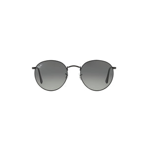 ray-ban, ray-ban sunglasses, xeyes, xeyes sunglass shop, women sunglasses, men sunglasses, round sunglasses, rb3447n 002/71 round metal, flat lenses