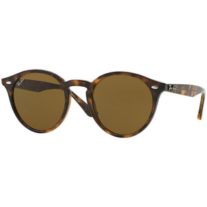 ray-ban, ray-ban sunglasses, xeyes, xeyes sunglass shop, women sunglasses, men sunglasses, brown sunglasses, round sunglasses, rb2180 710/73