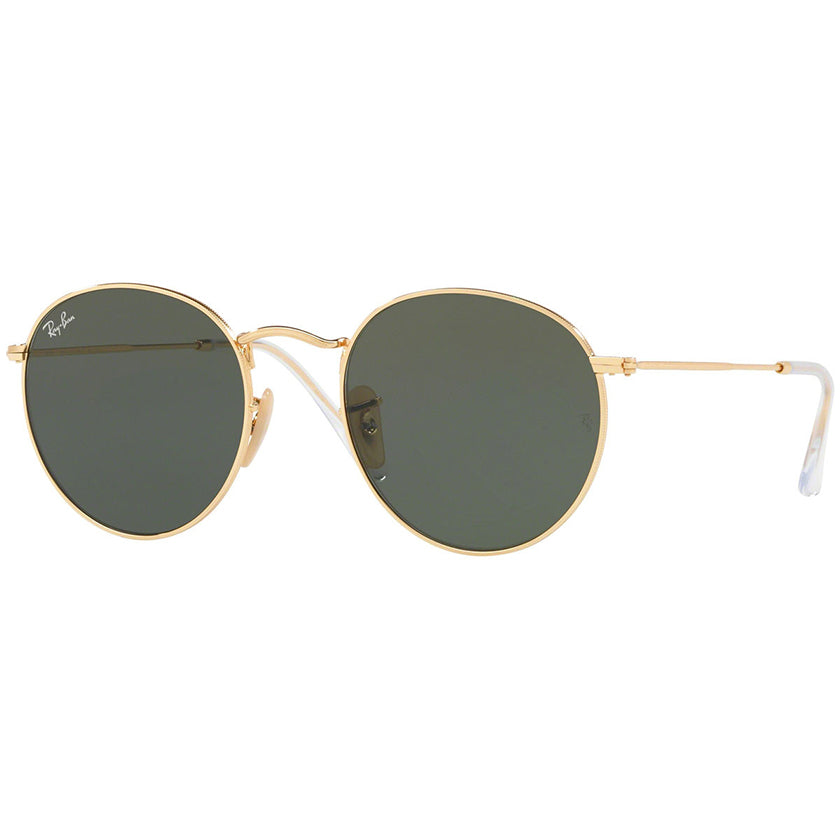 ray-ban, ray-ban sunglasses, xeyes, xeyes sunglass shop, women sunglasses, men sunglasses, round sunglasses, rb3447n 001 round metal, flat lenses