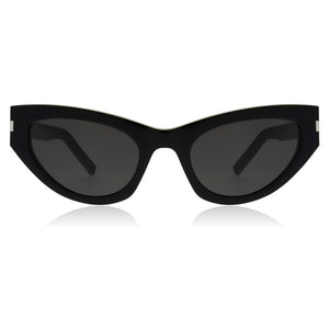 saint laurent eyewear, xeyes sunglass shop, women sunglasses, cat-eye sunglasses, grace sunglasses