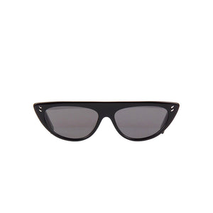 stella mccartney, stella mccartney eyewear, xeyes sunglass shop, stella mccartney sunglasses, fashion, fashion sunglasses, small sunglasses, women sunglasses, luxury eyewear, black sunglasses, cat-eye sunglasses