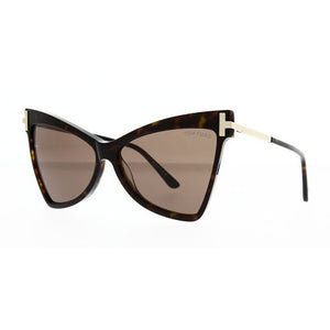 xeyes sunglass shop, tom ford eyewear, fashion sunglasses, men sunglasses, women sunglasses, luxury eyewear, cat eye tom ford glasses, tf767 tallulah