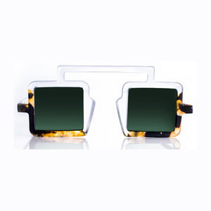 square sunglasses, unisex glasses, unique sunglasses, rvs, xeyes sunglass shop