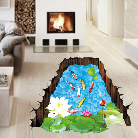 3d wall stickers Home Decor Mural Decal sticker poster decoration wall decals pegatinas de pared