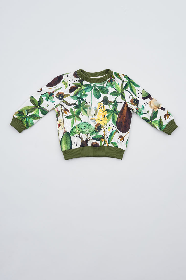 Kids Sweatshirt Baobab