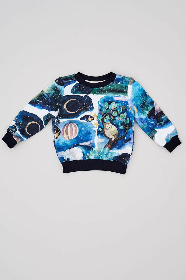 Kids Sweatshirt Dream