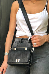 Leather mini bag - Bags - NLroom - SELFIE STORE BARCELONA S.C.P.