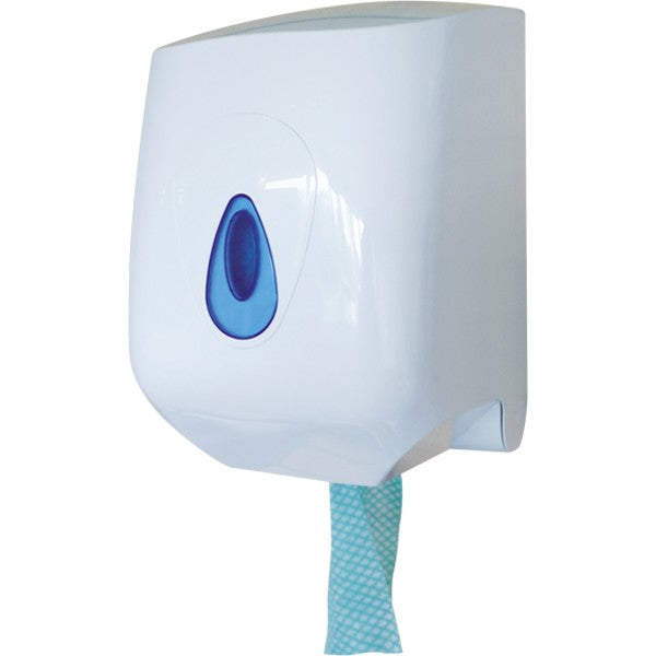 CleaningCloths.co.uk | Wall Mounted Centre Pull Dispenser (WMDISR)