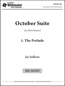 October Suite: 1. The Prelude - Joe Sullivan