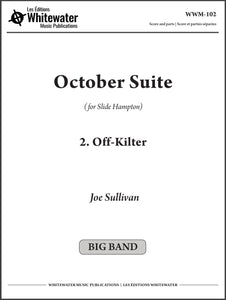 October Suite: 2. Off-Kilter - Joe Sullivan