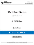 October Suite: 2. Off-Kilter - Joe Sullivan (Study Score)