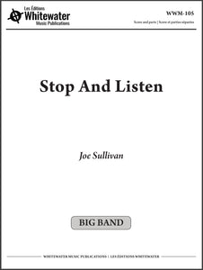 Stop And Listen - Joe Sullivan