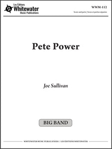 Pete Power - Joe Sullivan