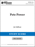 Pete Power - Joe Sullivan (Study Score)