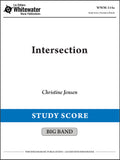 Intersection - Christine Jensen (Study Score)
