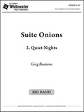 Suite Onions: 2. Quiet Nights - Greg Runions