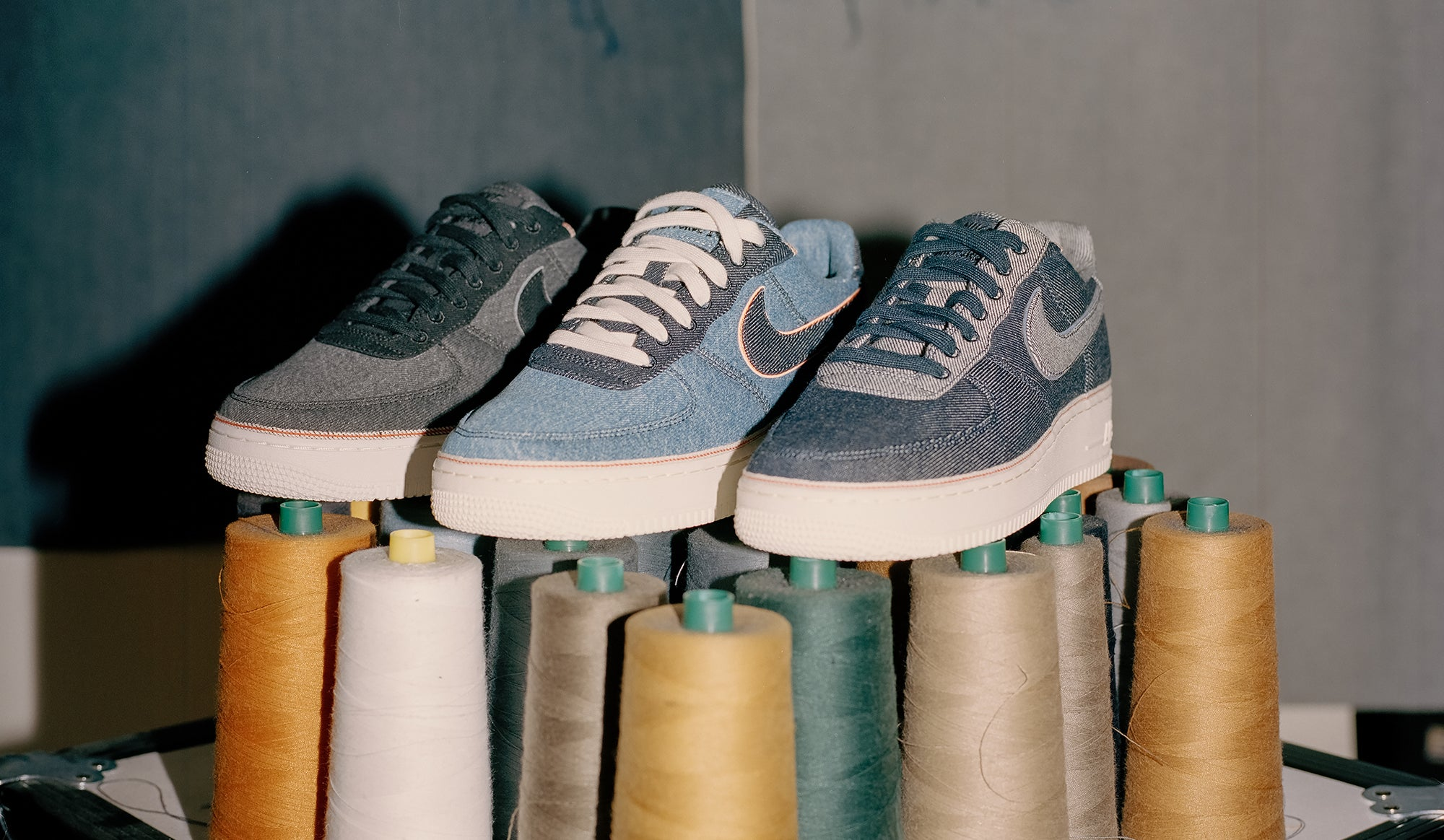 finest selection f0732 2290f May 10, 2019 - Nike and New York-based pioneering denim house 3x1 share  many commonalities. Most obviously, the two have neighboring outposts on  Soho s ...