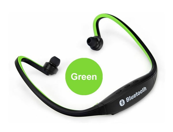 Sport Wireless Bluetooth Headset & Handsfree Earphones for Sports & Running For iPhone XiaoMi Huawei etc