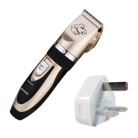 Electrical Pets Cat Hair Clipper Professional Grooming Kit Rechargeable Cat Dog Trimmer Shaver Set Haircut Machine Pet supplies
