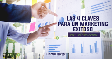 Las 4 claves para un marketing exitoso en tu clínica dental