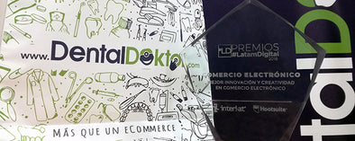 Premio para Colombia: Marketing digital y tiendas online en el sector odontológico