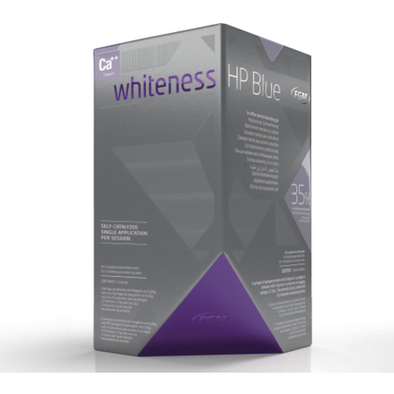 WHITENESS HP BLUE 35%