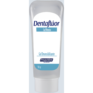 DENTAFLUOR GEL PH NEUTRO