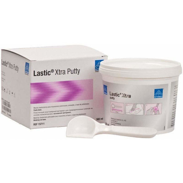 LASTIC XTRA PUTTY