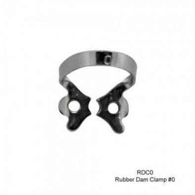 GRAPA ROBBER DAM CLAMPS RDC0