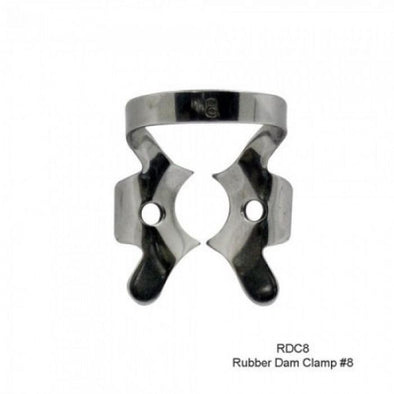 GRAPA ROBBER DAM CLAMPS RDC8
