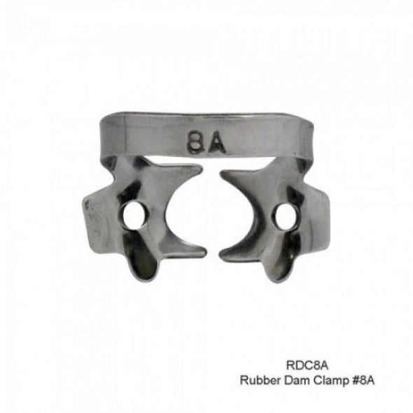 GRAPA ROBBER DAM CLAMPS RDC8A