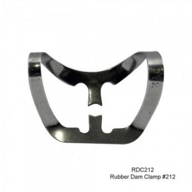 GRAPA ROBBER DAM CLAMPS RDC212