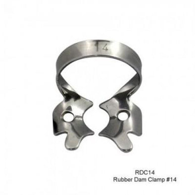 GRAPA ROBBER DAM CLAMPS RDC14