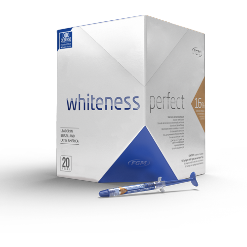 KIT WHITENESS PERFECT 16