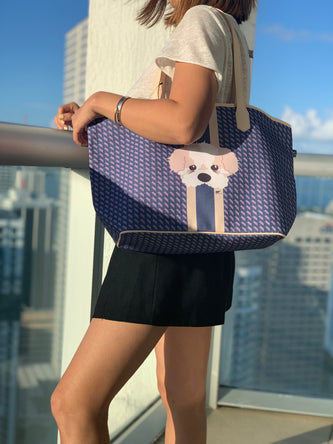 2019 FCP x Oliviaumma cavapoo shopper bag