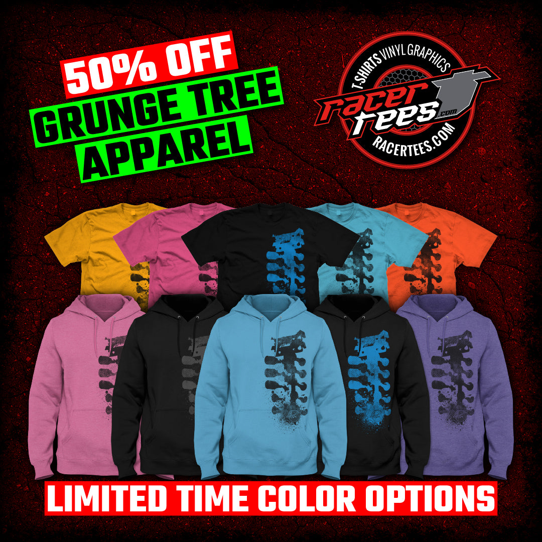Black Friday Grunge Tree Sale 2019