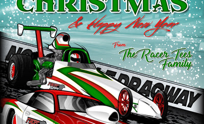 Merry Christmas from the Racer Tees Family
