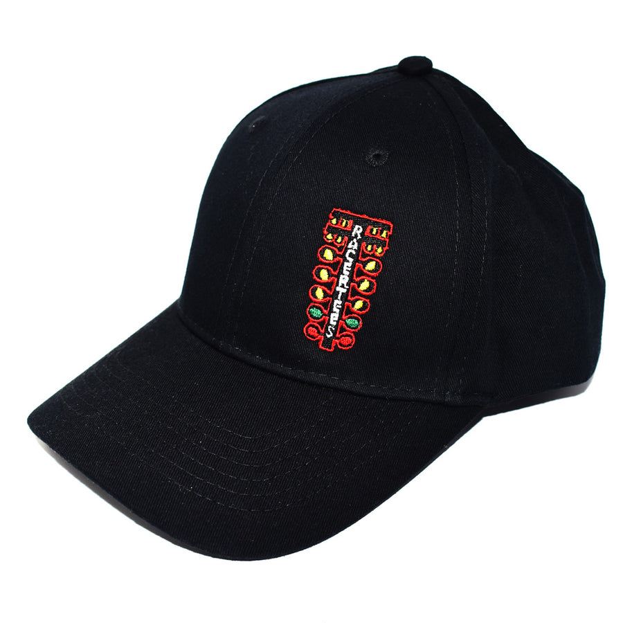 Drag Racing Tree Youth Hat | Black