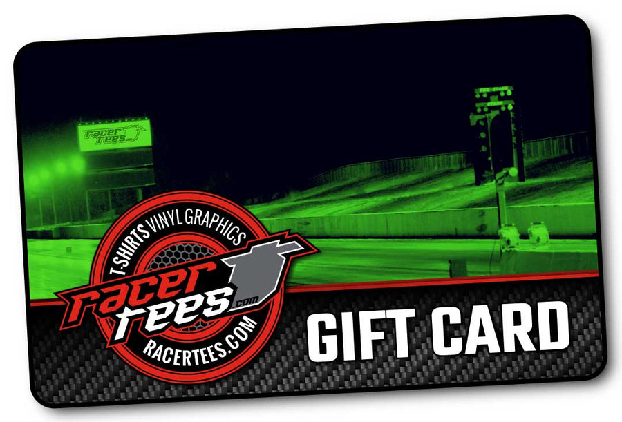 Racer Tees Gift Card