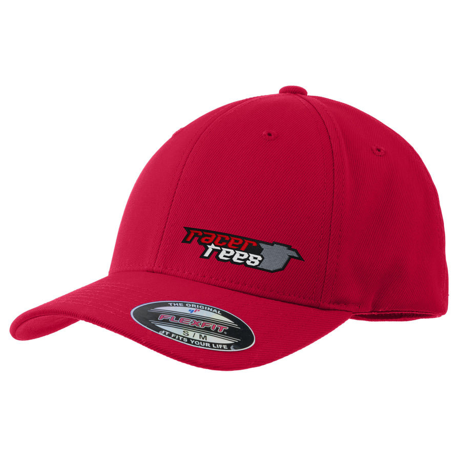 RacerTees-Flexfit-Red