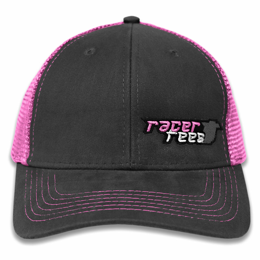 RacerTees-Trucker-NeonPink
