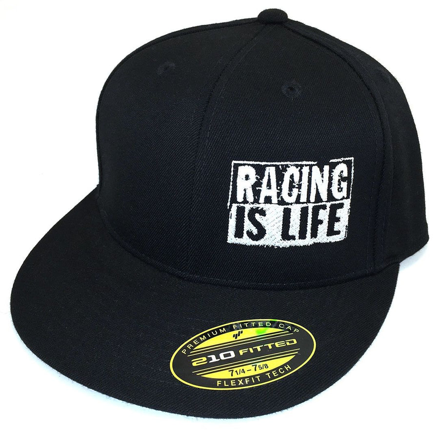 Racing is Life Flatbill Hat
