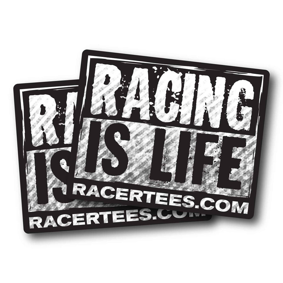 Racing is Life Decal Pack